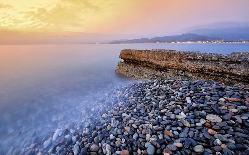 Грузия, море