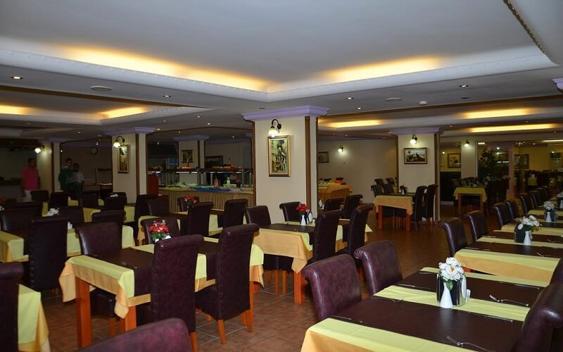 Ресторан в Havana Hotel 4*, Кемер, Туреччина
