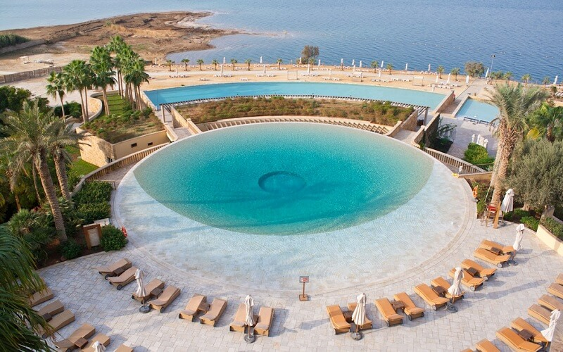 Kempinski Hotel Ishtar Dead Sea 5*, Мертвое море, Иордания
