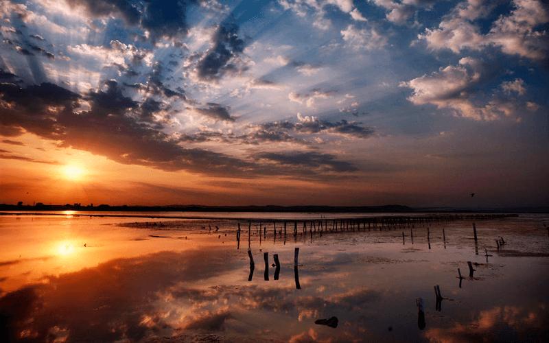 Озеро Поморие
