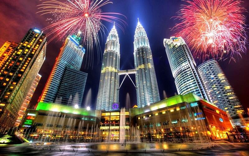 хмарочоси в Малазії