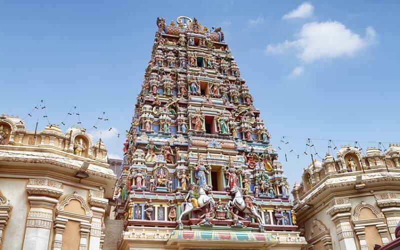 Храмы Малазии