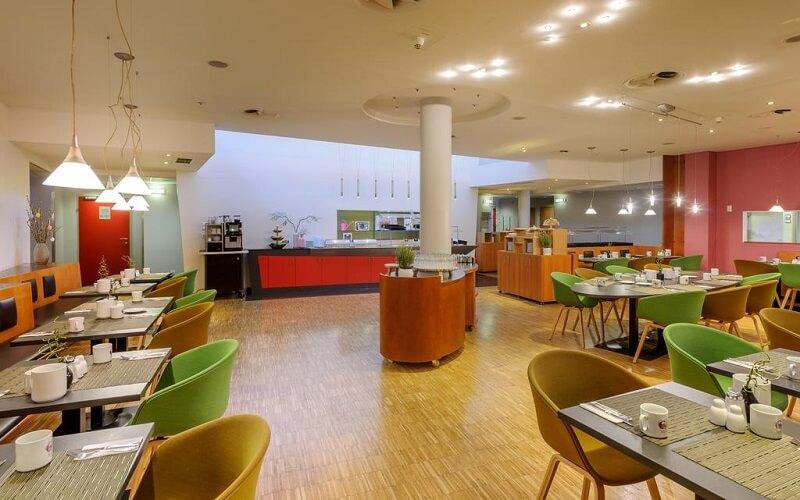 Ресторан в отеле Mercure Wien City 4*, Вена, Австрия