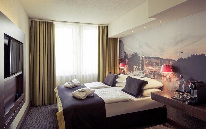 Номер в отеле Mercure Wien City 4*, Вена, Австрия