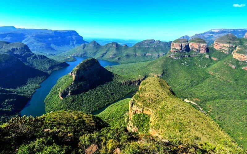 Национальный парк Крюгер, Южная Африка