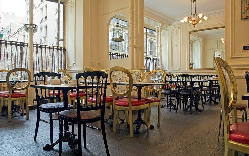 Ресторан Peyris Opera Hotel 3*, Париж, Франція