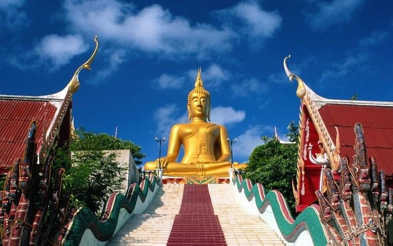 Таиланд, храмы