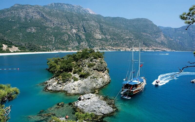 Турция, море