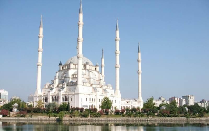 Мечеть, Турция