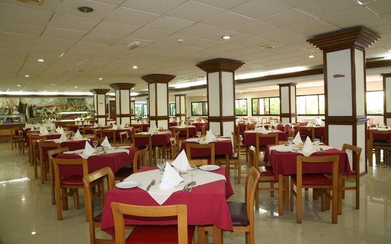 Ресторан, готель Veronica 3*, Пафос, Кіпр