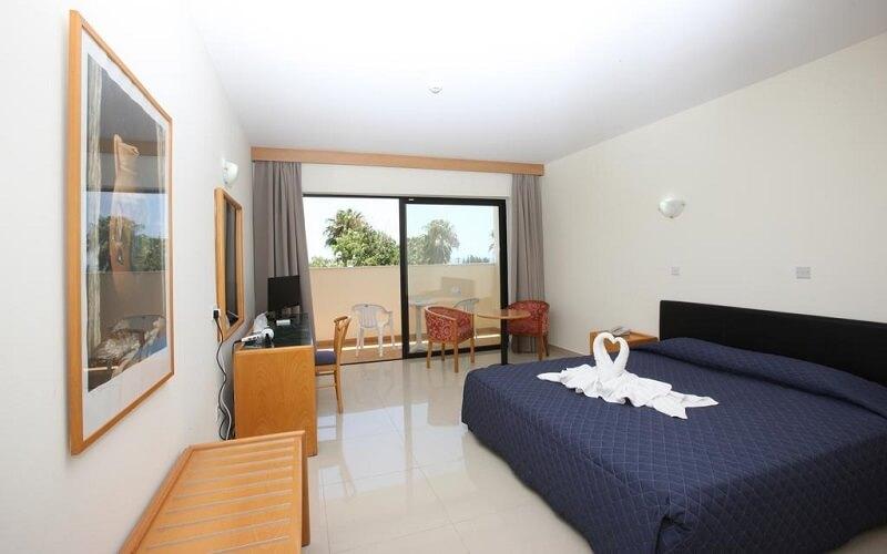 Номер, отель Veronica 3*, Пафос, Кипр