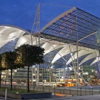 Аэропорт Мюнхен (Munich) – онлайн табло