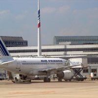 Аэропорт Шарль де Голль (Париж) – онлайн табло