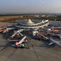 Аэропорт Анталия — онлайн табло