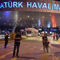 Аэропорт Стамбул (Ататюрк) — онлайн табло
