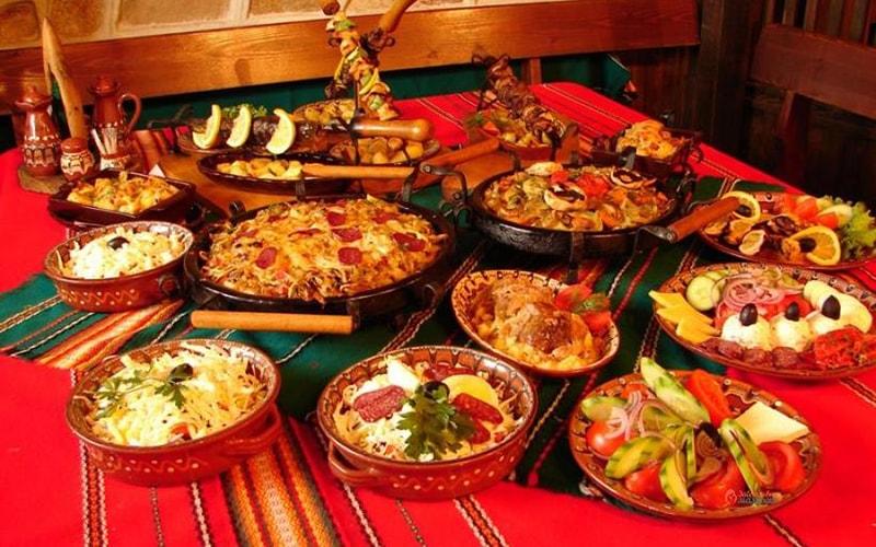 Національні страви Болгарії