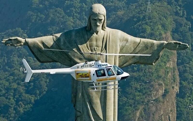 Бразилия, статуя Иисуса