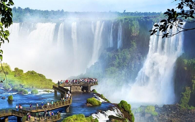 Бразилія, водоспад Ігуасу