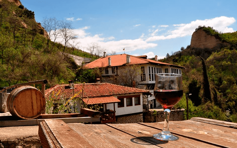 Вино из Болгарии