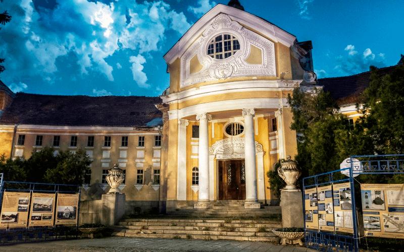 Курорт Банкя в пригороде Софии