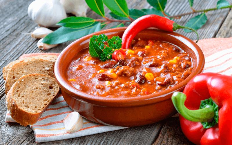 Национальные блюда Болгарии