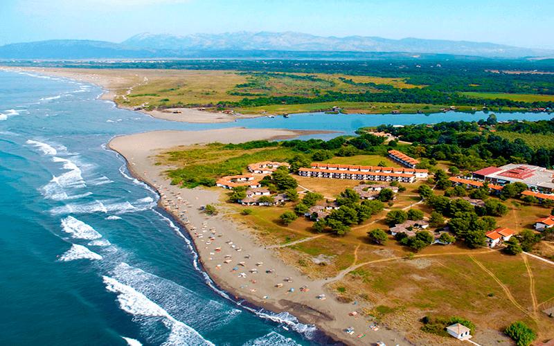 Курорт Ада Бояна
