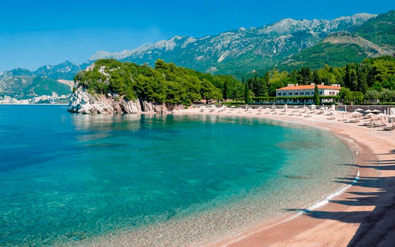 Пляж Бечичі