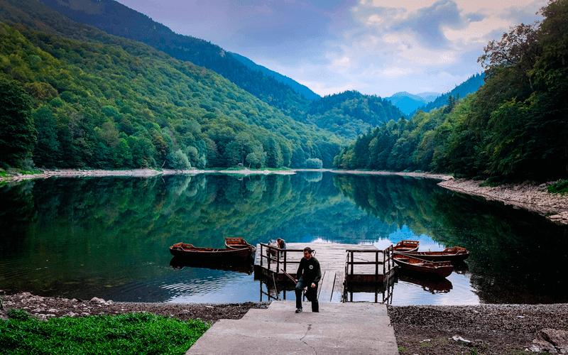 Біоградська гора, Колашин
