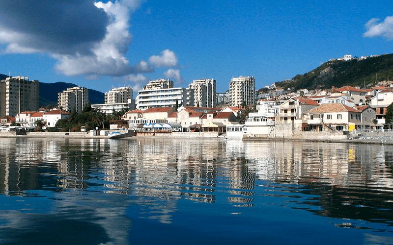 Курорт Игало