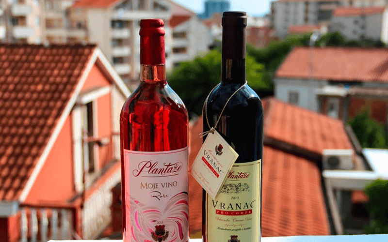 Вина из Черногории