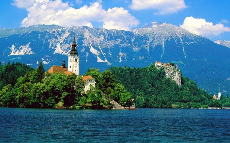 Чорногорія, гори