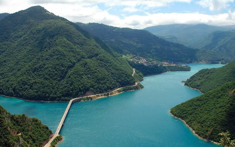 Чорногорія, затоки