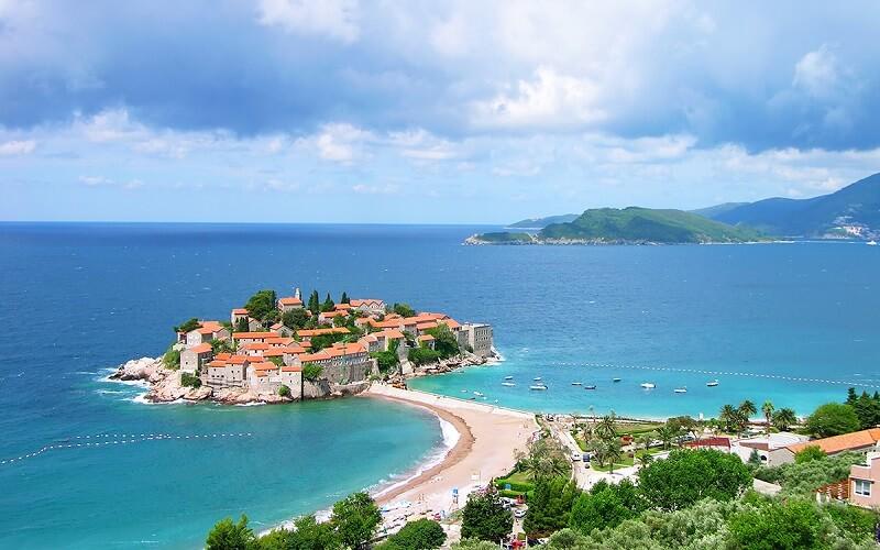 Чорногорія, Будва