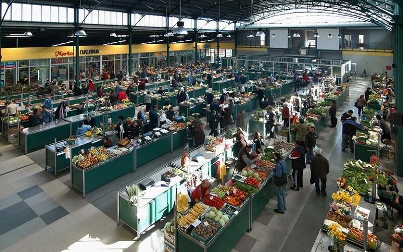 Черногория, рынок