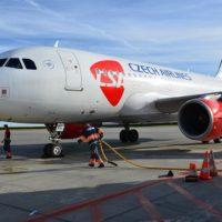 «Чешские авиалинии» добавят еще один вылет в Одессу!