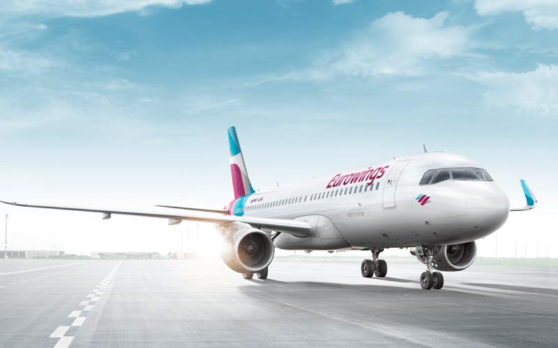 авиакомпания Eurowings