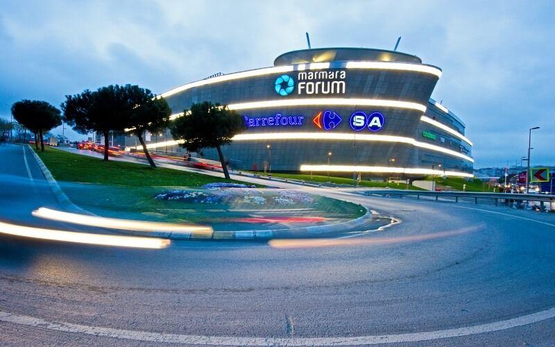 Торговый центр Форум, Стамбул