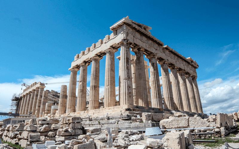 Афіни, Греція
