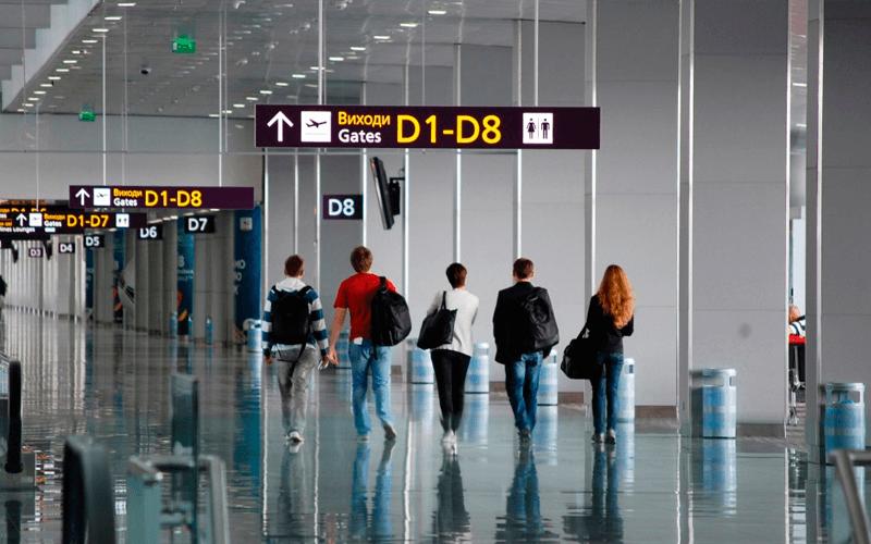 Киев, аэропорт
