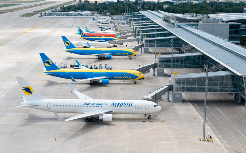 Аеропорт Бориспіль