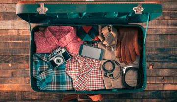 Що взяти з собою у подорож?