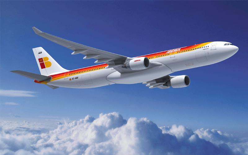 авиакомпания Iberia