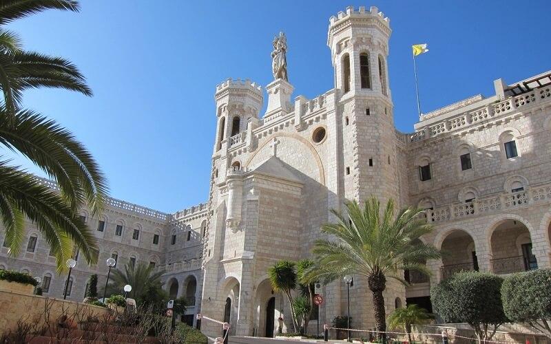 Ізраїль, пам'ятки