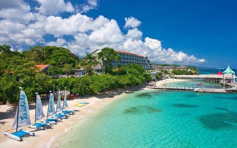 Ямайка, Карибское море