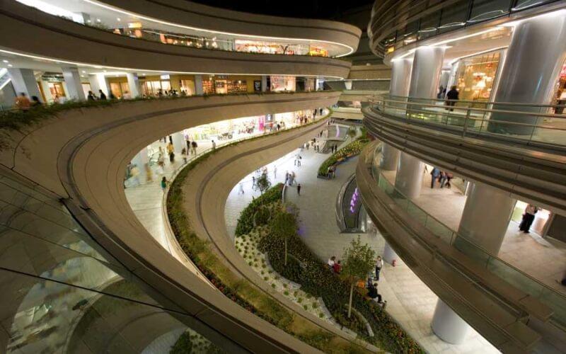 Торговий центр Каньйон в Стамбулі