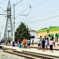 «Укрзализныця» анонсировала летний поезд Харьков — Геническ — Харьков
