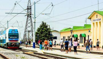 «Укрзализныця» анонсировала летний поезд Харьков – Геническ – Харьков