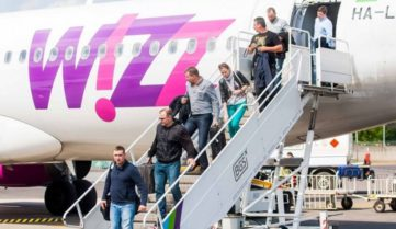 Wizz Air з'єднав Львів і Берлін