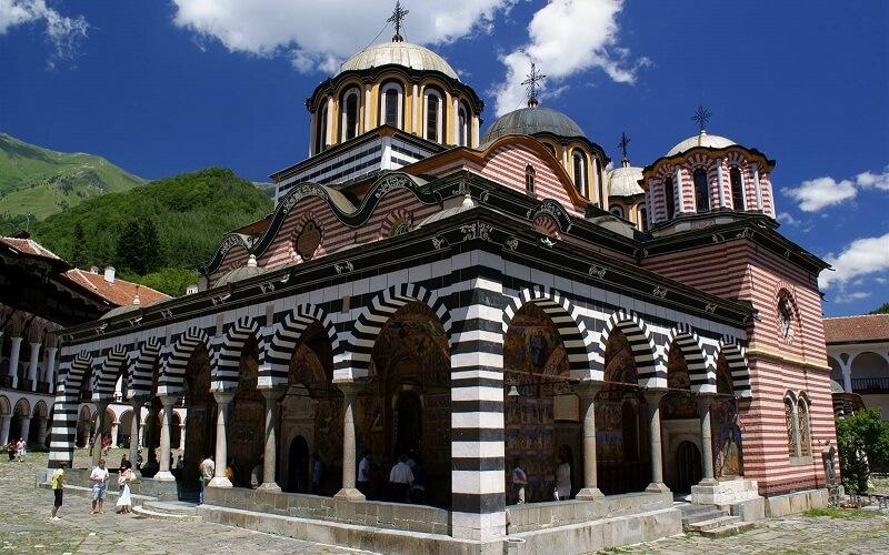 Рильський монастир у Болгарії