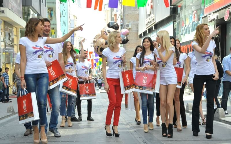 Фестиваль шопинга, Стамбул